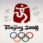 Nastia's Olympic Flag from Bejing