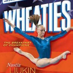 Nastia's Wheaties Box