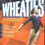 Carly's Wheaties Box