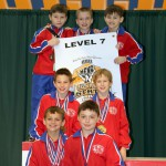 Level 7 Texas 2011 Team Champions