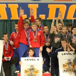 Level 9 2011 Texas Team Champions