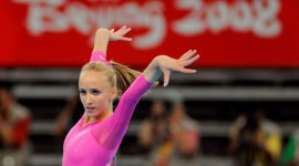 Nastia Honored Top Ten Athletes of Past Decade