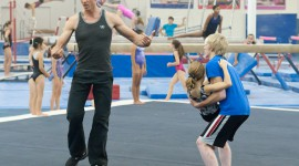 WOGA Acro Welcomes Accomplished Choreographer