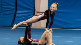 Acro Team competes at Boerne