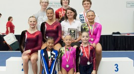 Successful Regionals for WOGA Acro