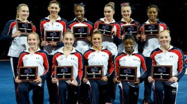 Madison Kocian & Alyssa Baumann named to U.S. National Team