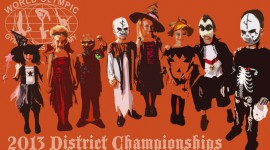 2013 Level 4 District Championship Results