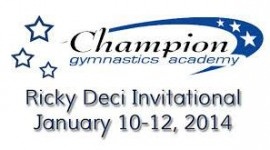 2014 Ricky Deci Invitational Results