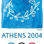 Carly's Olympic Flag from Athens