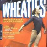 Carly's Wheaties Box