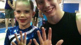 All WOGA Acro Athletes Qualify to State Championships