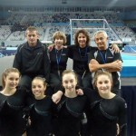 New Zealand Team at 2010 Pacific Rim Championships
