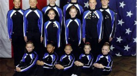 WOGA Acrobatic Gymnasts Crowned National Champions