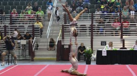 2014 Acrobatics Regional Championships Meet Results
