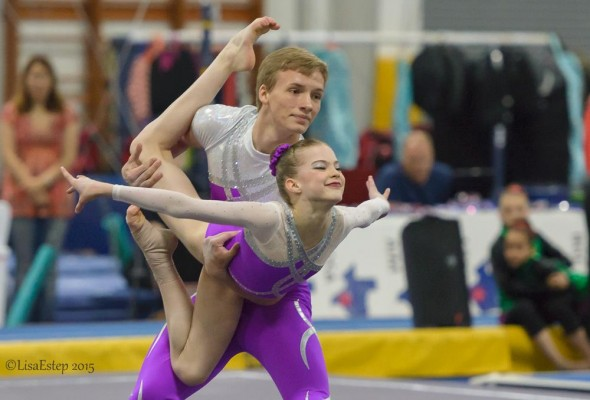 2015 Texas State Acrobatic Championships